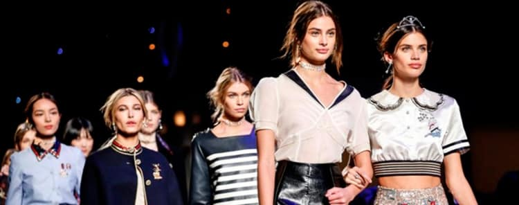 e2b83c90 Tommy Hilfiger is making strides toward inclusivity in the most fashionable  way possible. His brand's adaptive clothing line ...
