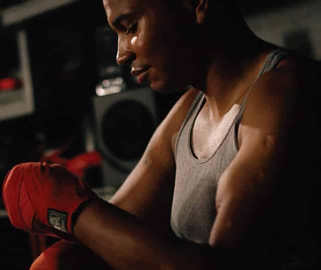 Chris Lawrence-Boxing